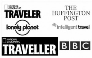 BBC, Nat Geo, Lonely Planet