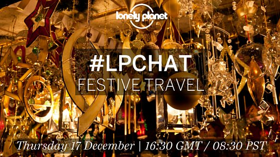 Abigail King and Lonely Planet in Twitter chat