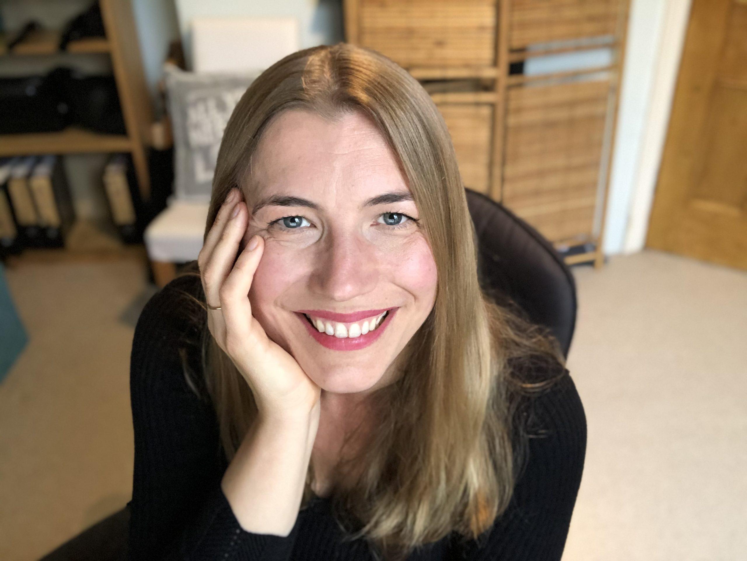 Abigail King Travel Writer Office Shot