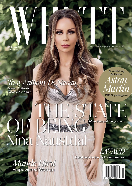 Whytt Magazine Cover